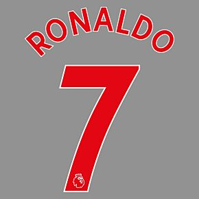 Ronaldo 7 (Premier League) - 21-22 Man Utd Away