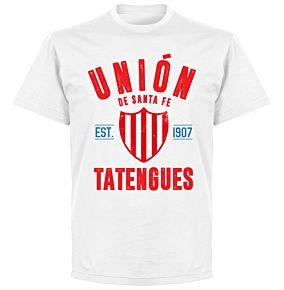Union De Santa Fe EstablishedT-Shirt - White