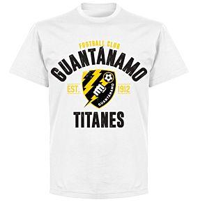 FC Guantanamo EstablishedT-Shirt - White
