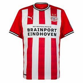 20-21 PSV Eindhoven Home Shirt