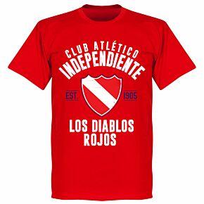 Independiente Established T-Shirt - Red