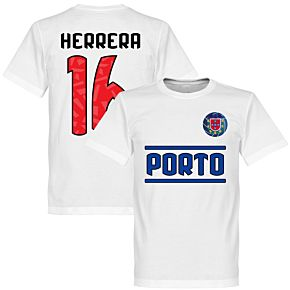 Porto Herrera 16 Team Tee - White