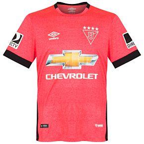 2017 Liga de Quito Pink Ribbon Special Edition Jersey