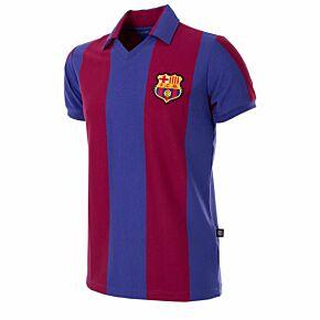 80-81 Barcelona Home Retro Shirt