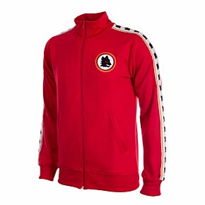 Copa AS Roma Track Jacket - Red