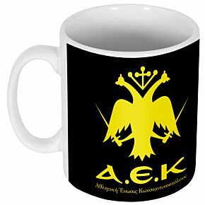 AEK Athens Emblem Mug