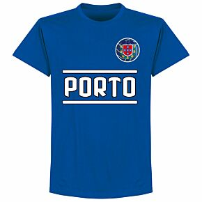 Porto Team Tee - Royal