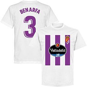Valladolid Ben Arfa 3 Team T-shirt - White