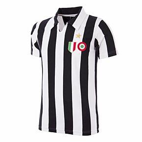 60-61 Juventus Home Retro Shirt