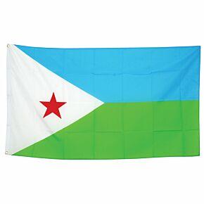 Djibouti Large Flag