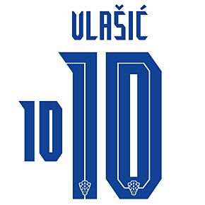 Vlašić 10 (Official Printing) - 20-21 Croatia Home