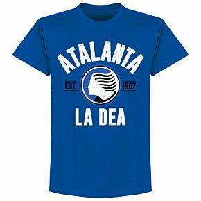 Atalanta Established T-Shirt - Royal
