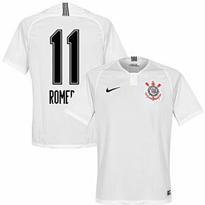 Corinthians Home Romero 11 Jersey 2018 / 2019 (Fan Style Printing)