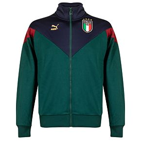 20-21 Italy Iconic MCS TrackJacket - Green