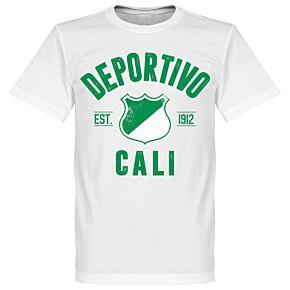 Deportivo Established Tee - White