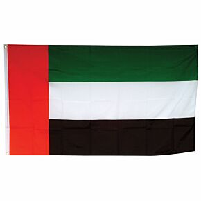 Utd Arab Emirates Large Flag