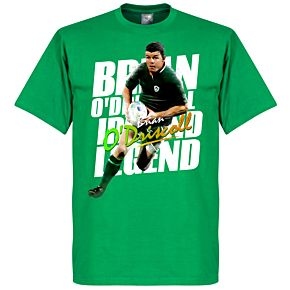 Brian O'Driscoll Legend Tee - Green