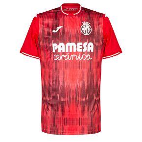 21-22 Villarreal Away Shirt