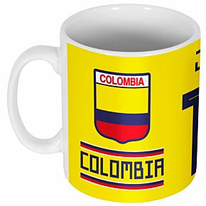 Colombia James Team Mug