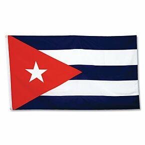 Cuba Large Flag