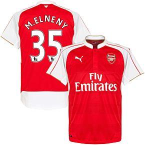 Arsenal Home Elneny Jersey 2015 / 2016