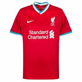 20-21 Liverpool Home Shirt