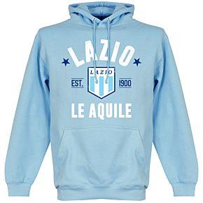 Lazio Established Hoodie - Sky