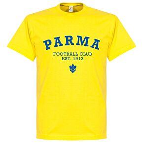Parma Team Tee - Lemon