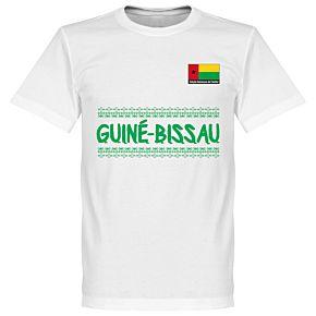 Guinea Bissau Team Tee - White