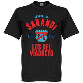 Arsenal Sarandi Established Tee - Black