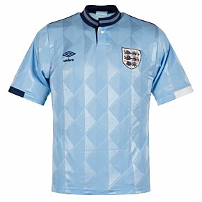 Umbro England 1987-1988 Third Shirt S/S - Used Condition (Good) - Extremely Rare *READY TO PUBLISH*