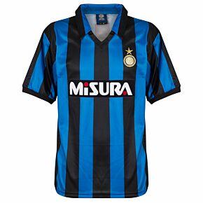 1990 Inter Milan Home Retro Shirt