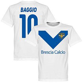 Brescia Baggio 10 Team Tee - White