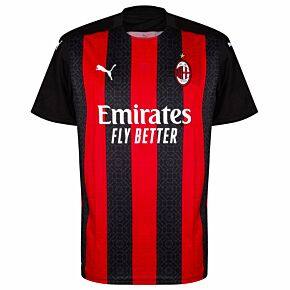 20-21 AC Milan Home Shirt
