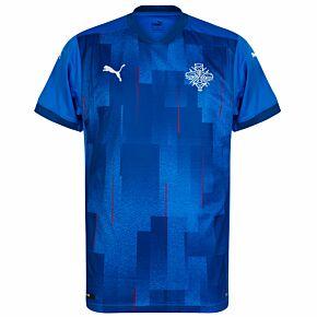 20-21 Iceland KSI Home Shirt