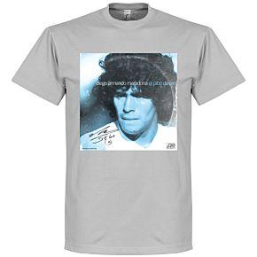 Pennarello LPFC Maradona Tee - Grey