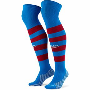 21-22 Barcelona Home Socks
