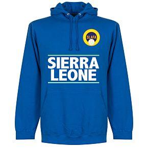 Sierra Leone Team Hoodie - Royal