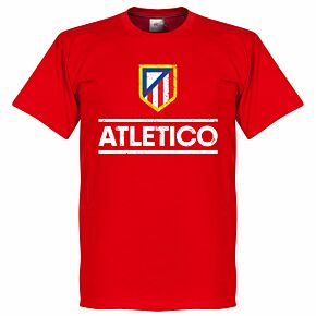 Atletico Team KIDS T-shirt - Red