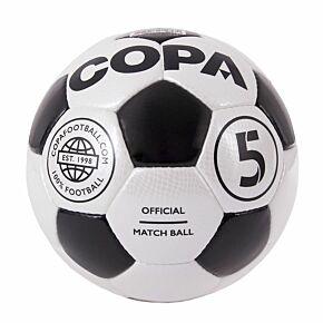 COPA Laboratories Match Football - White/Black