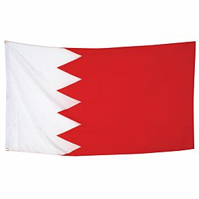 Bahrain Large Flag 3ft x 5ft