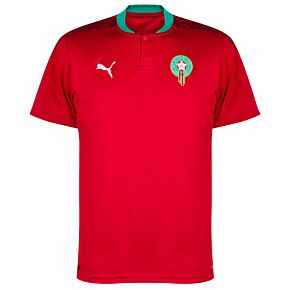 20-21 Morocco Home Shirt