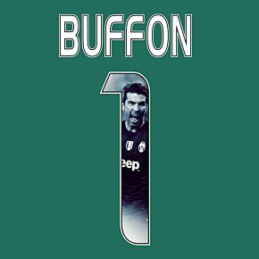 Buffon 1 (Gallery Style Printing)