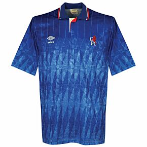 Umbro Chelsea 1989-1991 Home Shirt - USED Condition (Great) - Size M