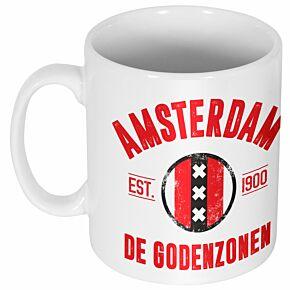 Amsterdam Established Ceramic Mug