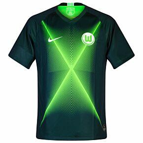 Nike VFL Wolfsburg Home Jersey 2019-2020