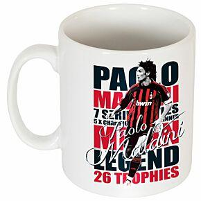 Paolo Maldini Legend Mug