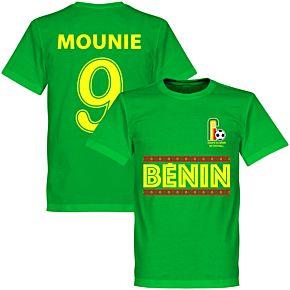 Benin Mounie 9 Team T-Shirt - Green