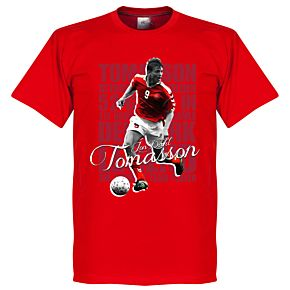 Tomasson Legend Tee - Red