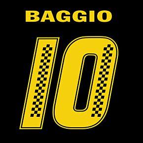 Baggio 10 (Racing Style)